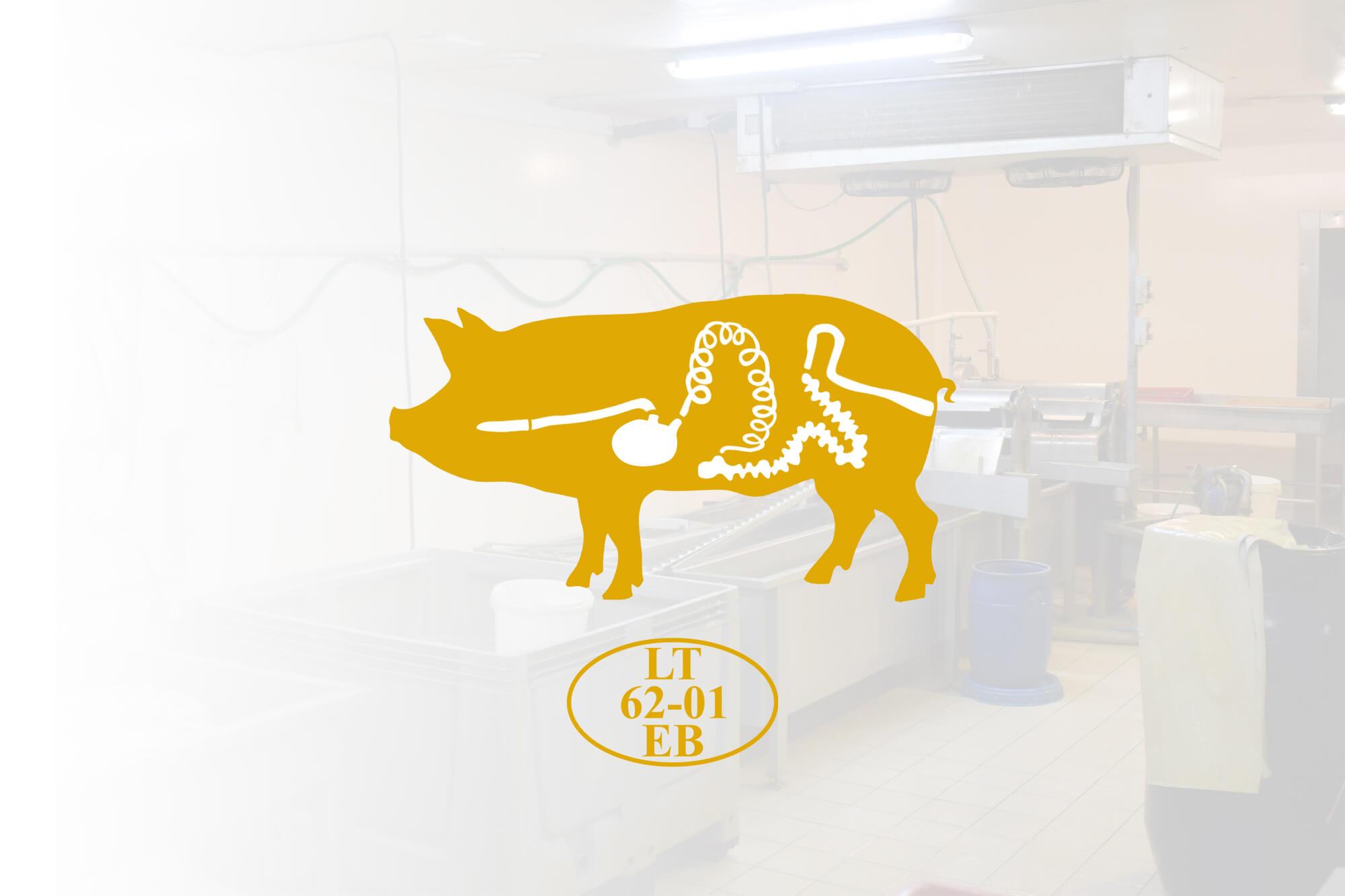 kiaulių žarnos pig casings